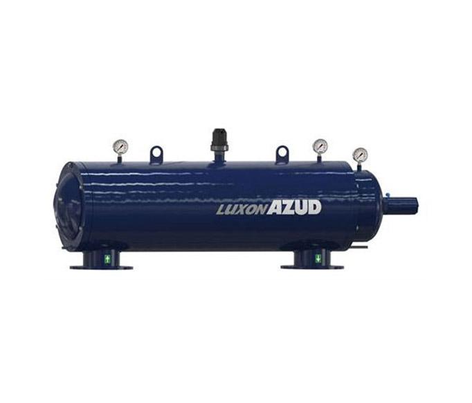AZUD LUXON LFH, ampla faixa de filtração