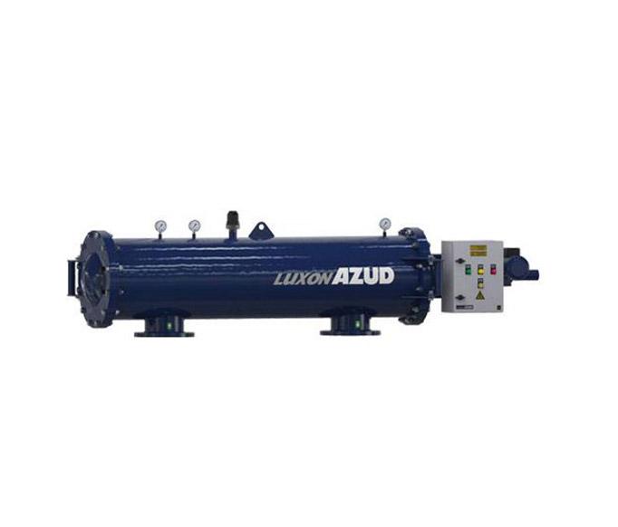 AZUD LUXON LXE, ampla faixa de filtração