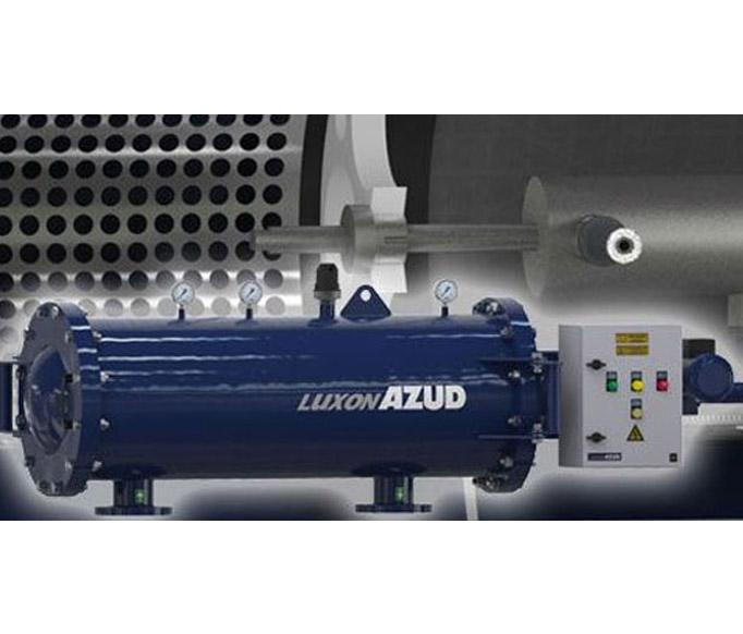 AZUD LUXON, filtros elétricos e hidráulicos