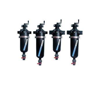 AZUD SPIRAL CLEAN, filtro semi automático, com segurança e baixa manutenção