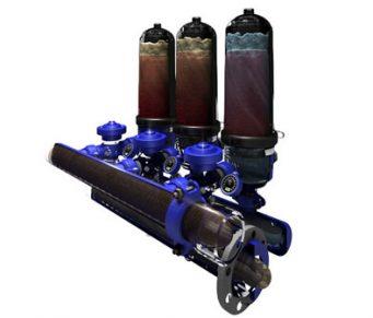 Filtros Automáticos AZUD, eficiência e economia