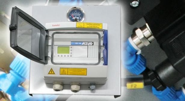 Unidades de Controle, com AZUD FBC