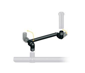 NEOflex pipe, conexão flexível