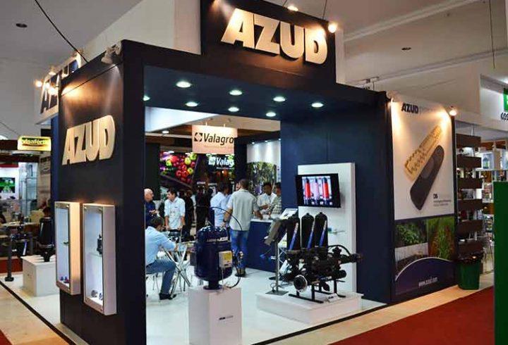 Azud marcará presença na 24ª edição da Hortitec