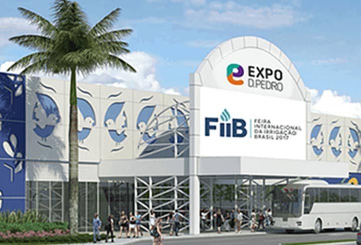 Azud será uma das atrações da Feira Internacional da Irrigação Brasil 2017 (Fiib)